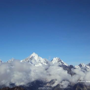 Panchachuli Peak