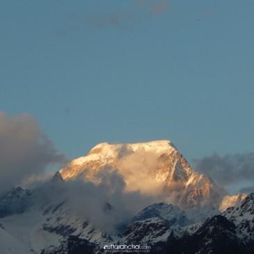 The Golden Peak