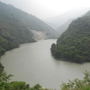 Ichari Dam