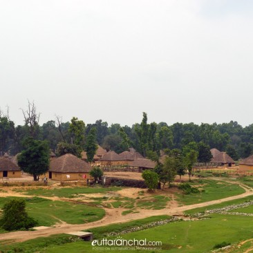 Peaceful Jungle Village – Corbett