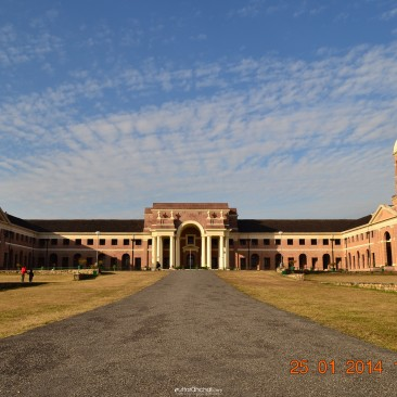 Forest Research Institute (FRI) Dehradun.