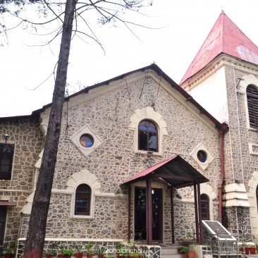 Mussoorie Christ Church,