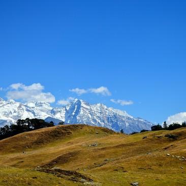 The Bugyals & Himalaya