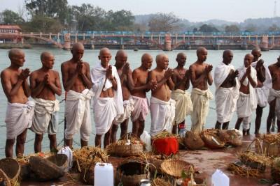 Haridwar Devotees