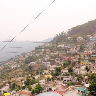 Pauri town