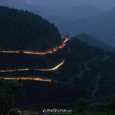 Mussoorie Roads