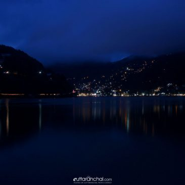 Nainital – The Night Beauty