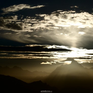 The Tired Sun
