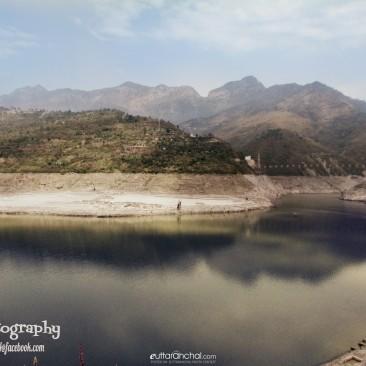 tehri dam lake
