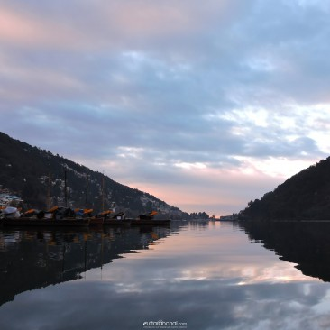 colorful NAINITAL