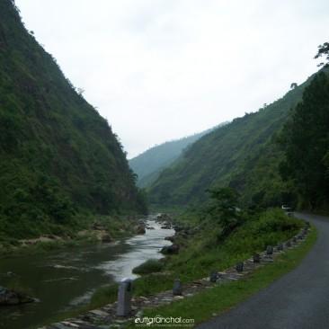 Bike Trip to Munsiyari