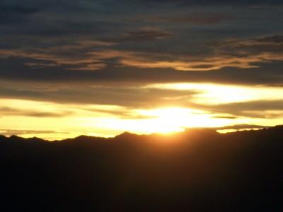 Sunset at Tungnath