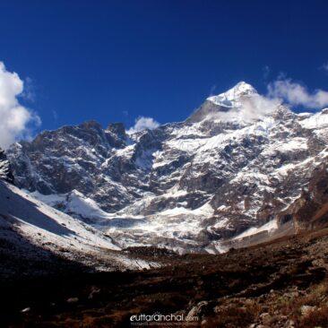 The Neelkanth Peak