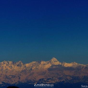 White wall Himalaya