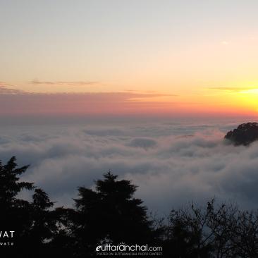 Sunset @ Khurpatal