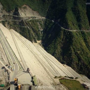 Tehri Dam is one of the tallest dam in world