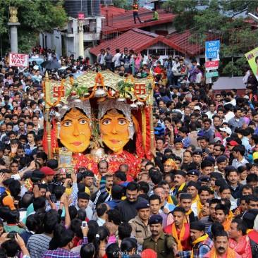 FEST OF MAA NANDA DEVI