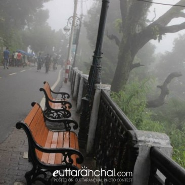 Mall Road – Mussoorie