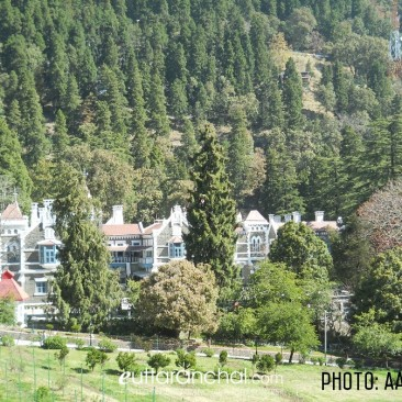 Heritage – High Court, Nainital
