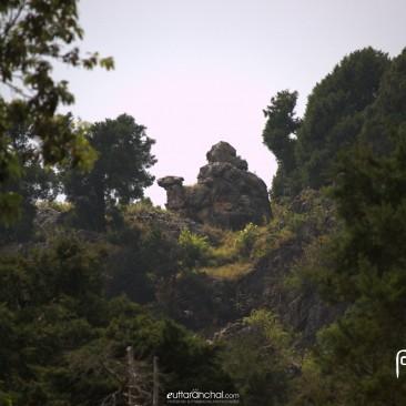Camel's Rock Mussoorie