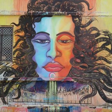 Grafitti on the Wall