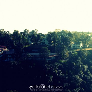 On the way of Mussoorie