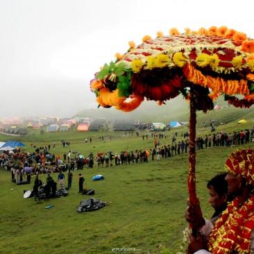 Nanda Raj Gat Yatra 2014