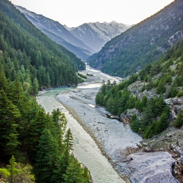 Shining river!