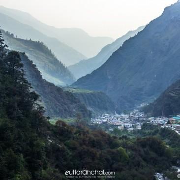View of Janki Chatti
