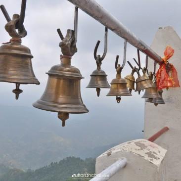 Chandarbadni Temple, Tehri Garhwal